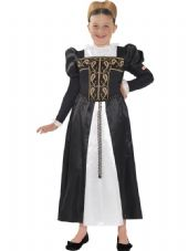 Childs Horrible Histories Mary Queen Of Scots Costume
